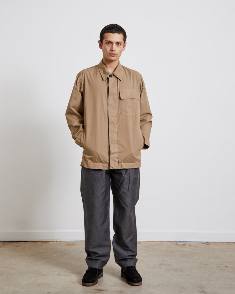 Cadin 2021 M.W. Shirt in Sand
