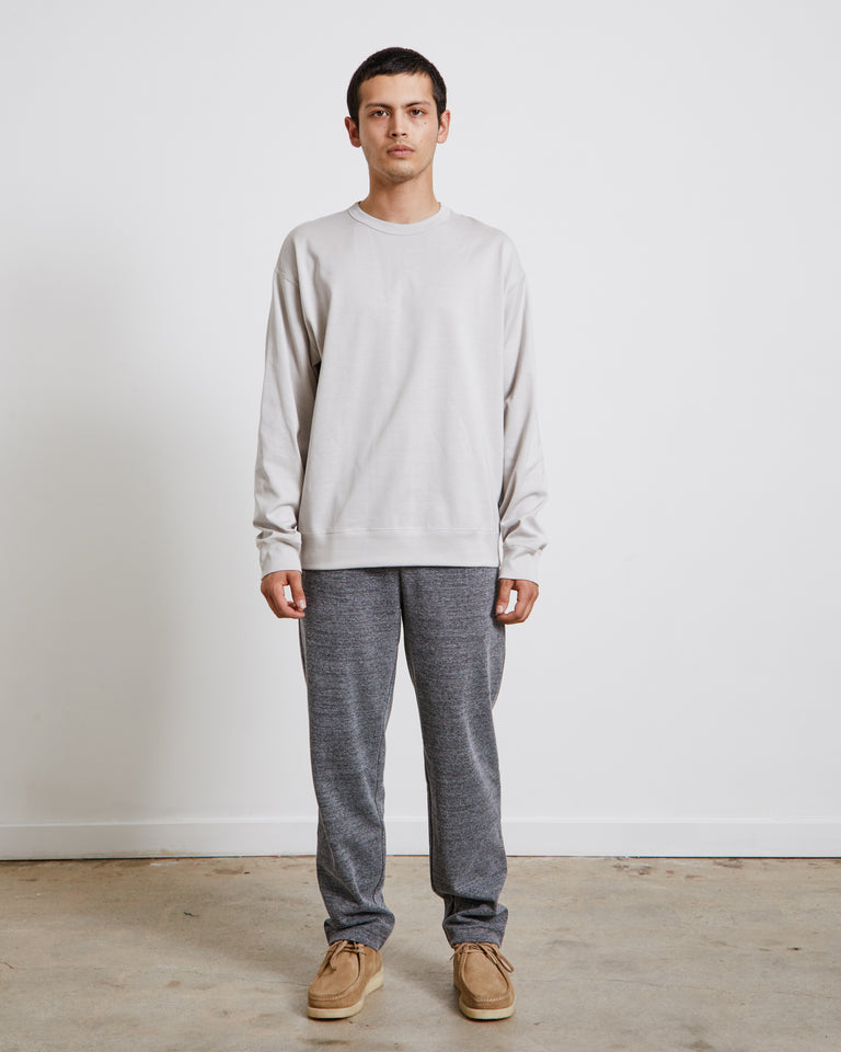 Lightweight Sweatshirt in Grey