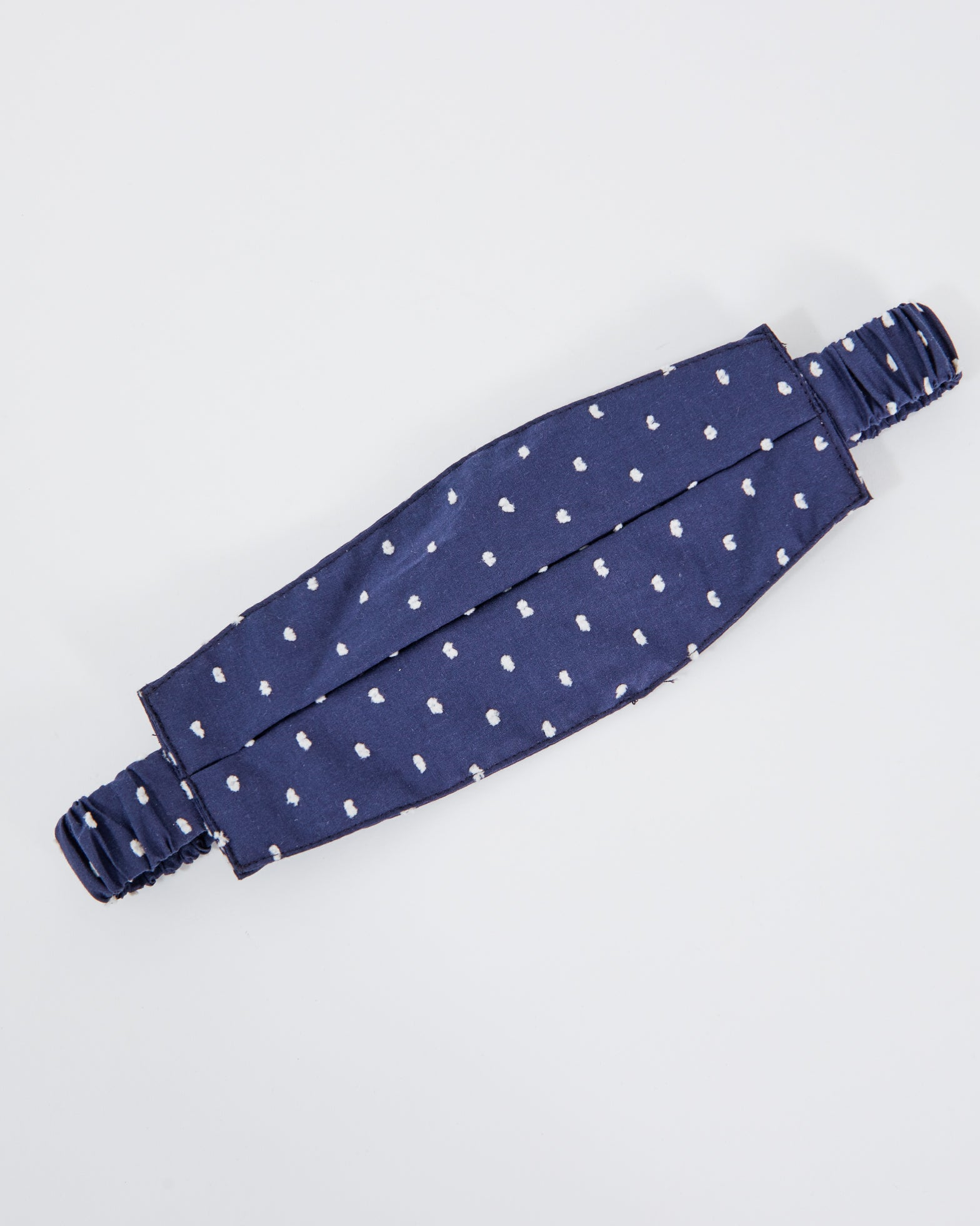 Mohawk General Store | Toit Volant | Face Mask in Navy & White