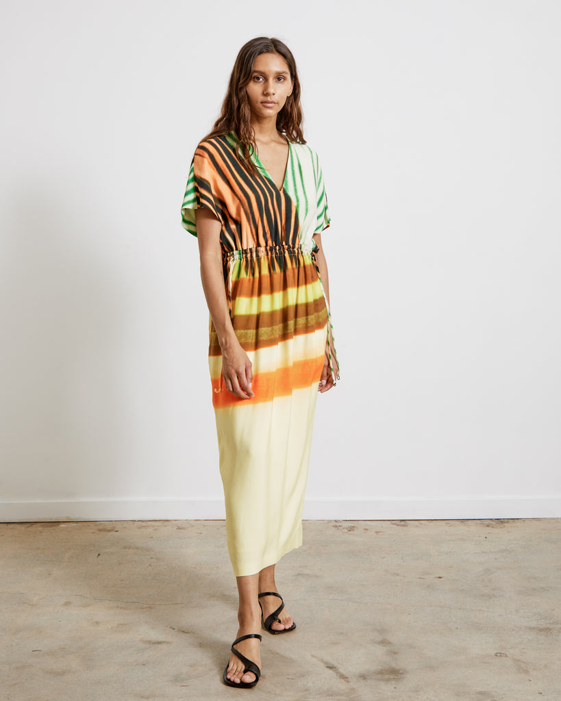 Mohawk General Store | Dries Van Noten | Dorias 2048 W.W. Dress in Yellow