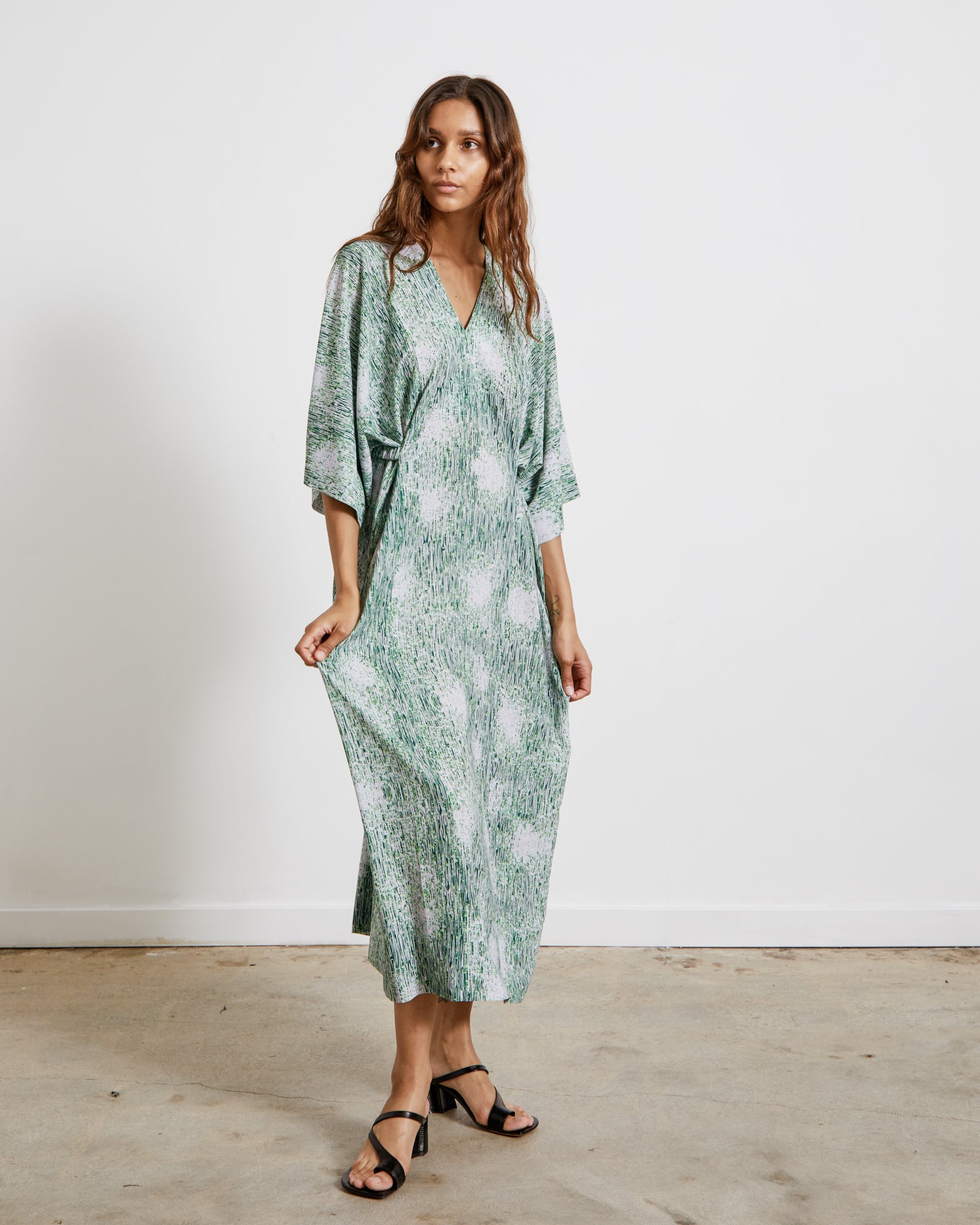 Mohawk General Store | Henrik Vibskov | Jelly Dress in Melted Green