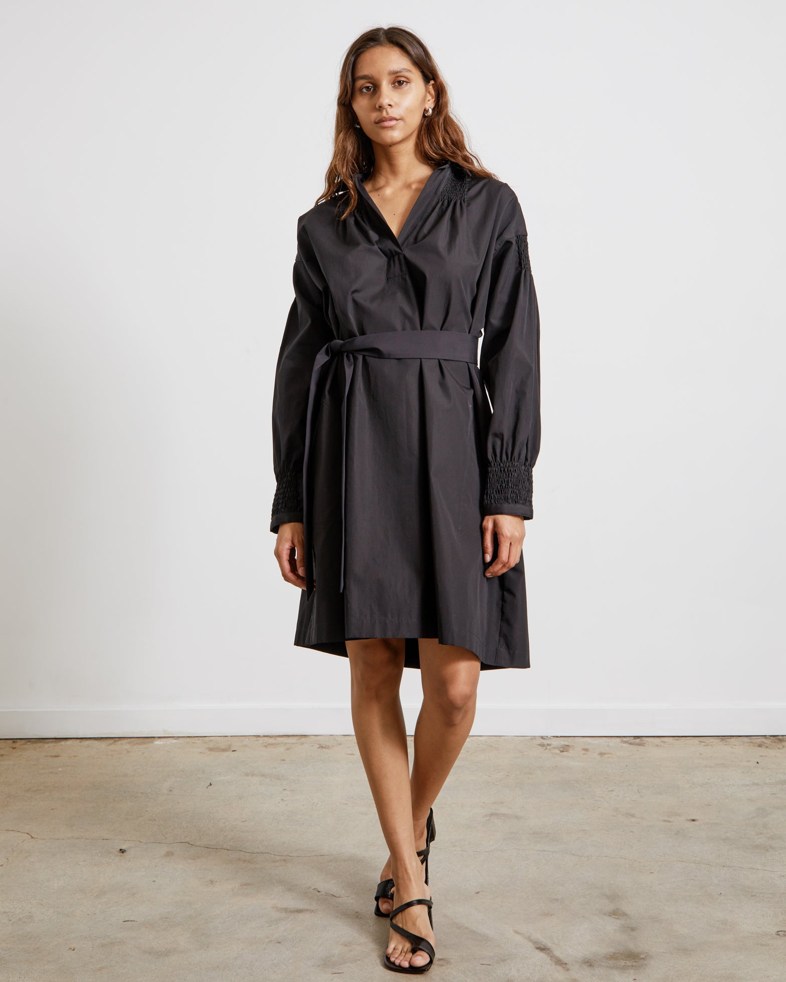 Mohawk General Store | Dries Van Noten | Darcy 2228 W.W. Dress in Black