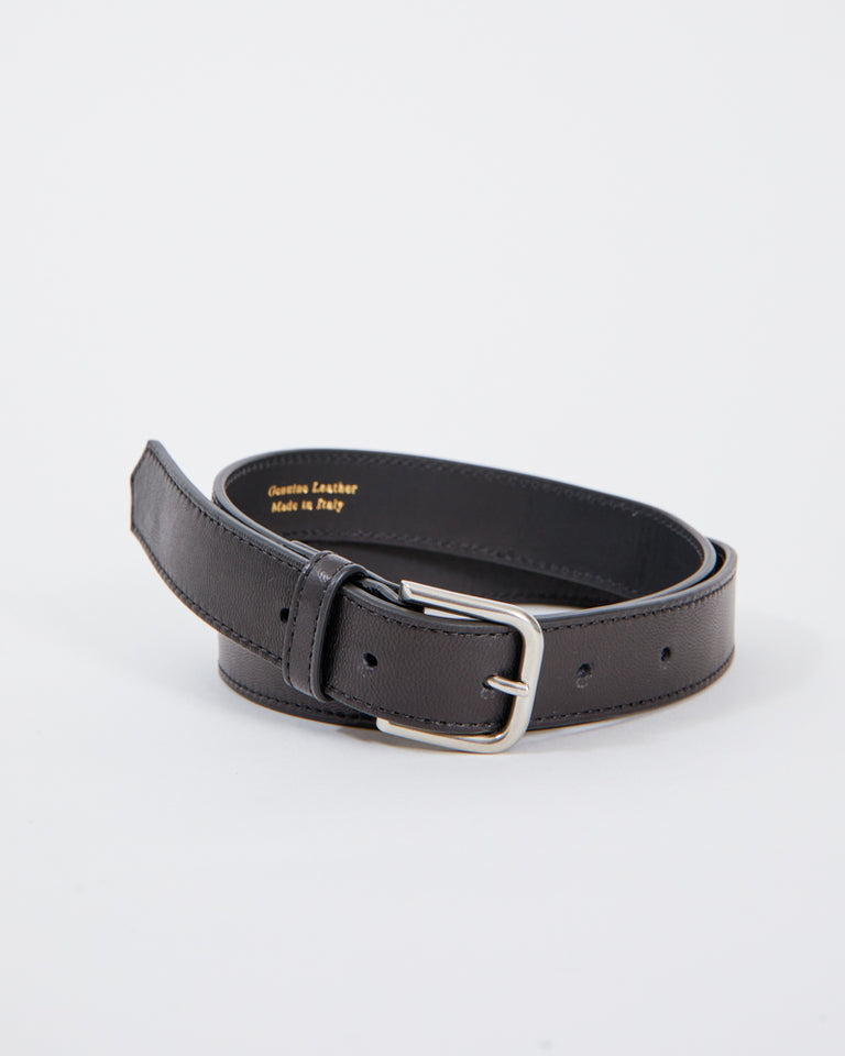 211-204 W132 W.L. Belt in Black