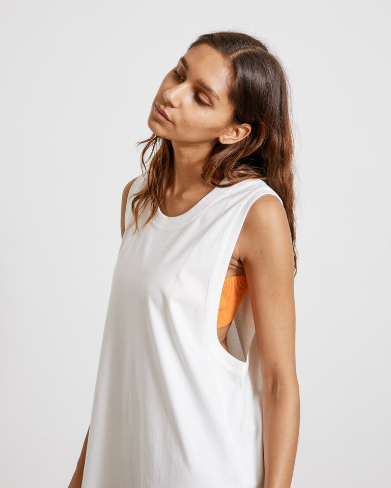 Hanat 2603 W.K. Top in Off White