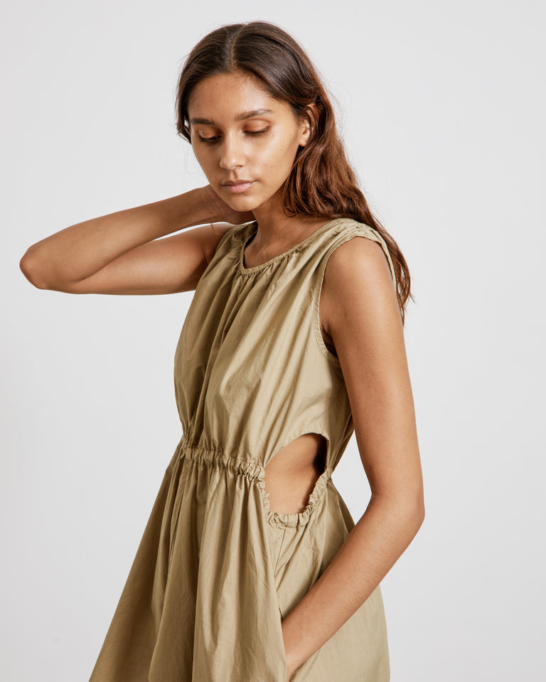 Goa Jumpsuit in Khaki