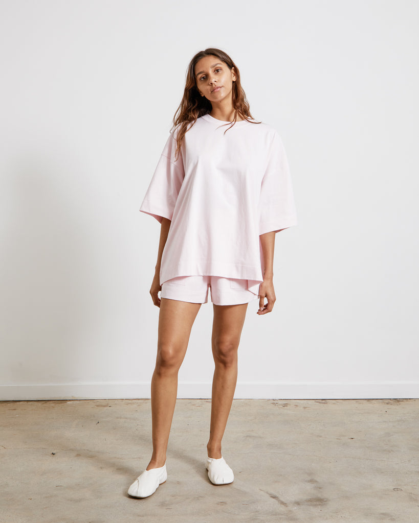Harvie 2603 W.K. T-Shirt in Pink