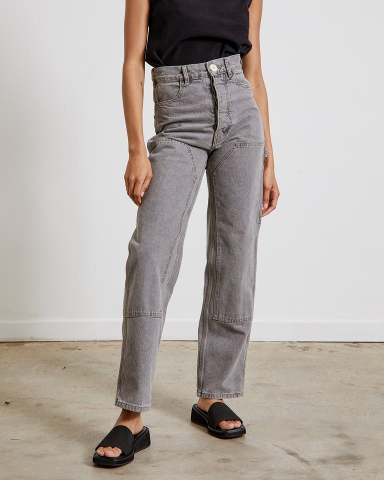 Patchfront Handy Pant in Smokey Grey
