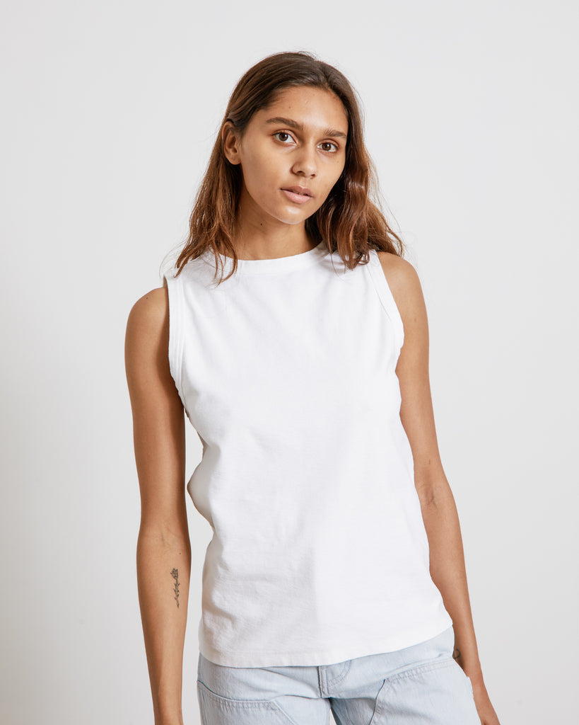 Mohawk General Store | Eat Dust | Johnny Top in White