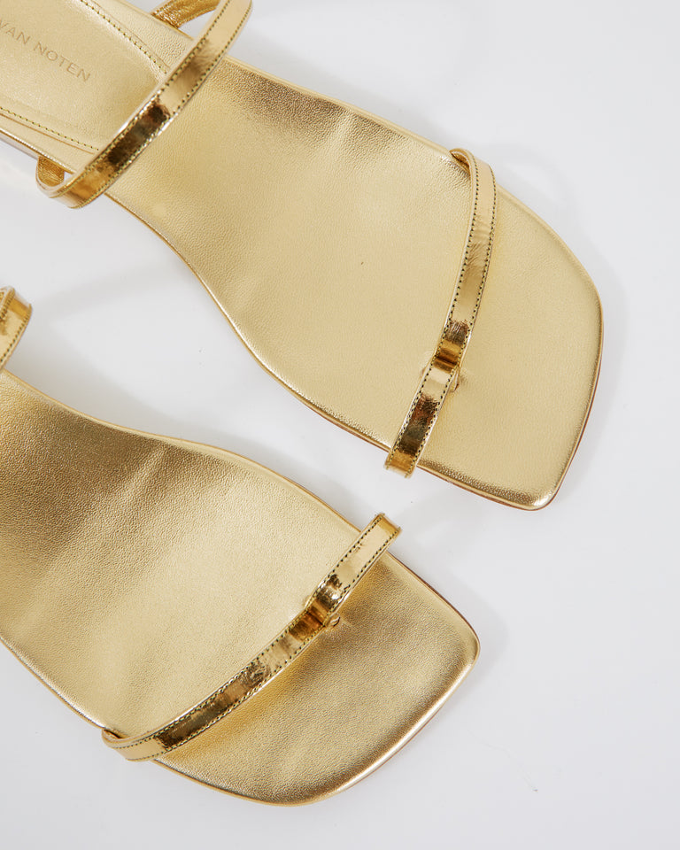 WS211/129/H25 Sandals in Gold