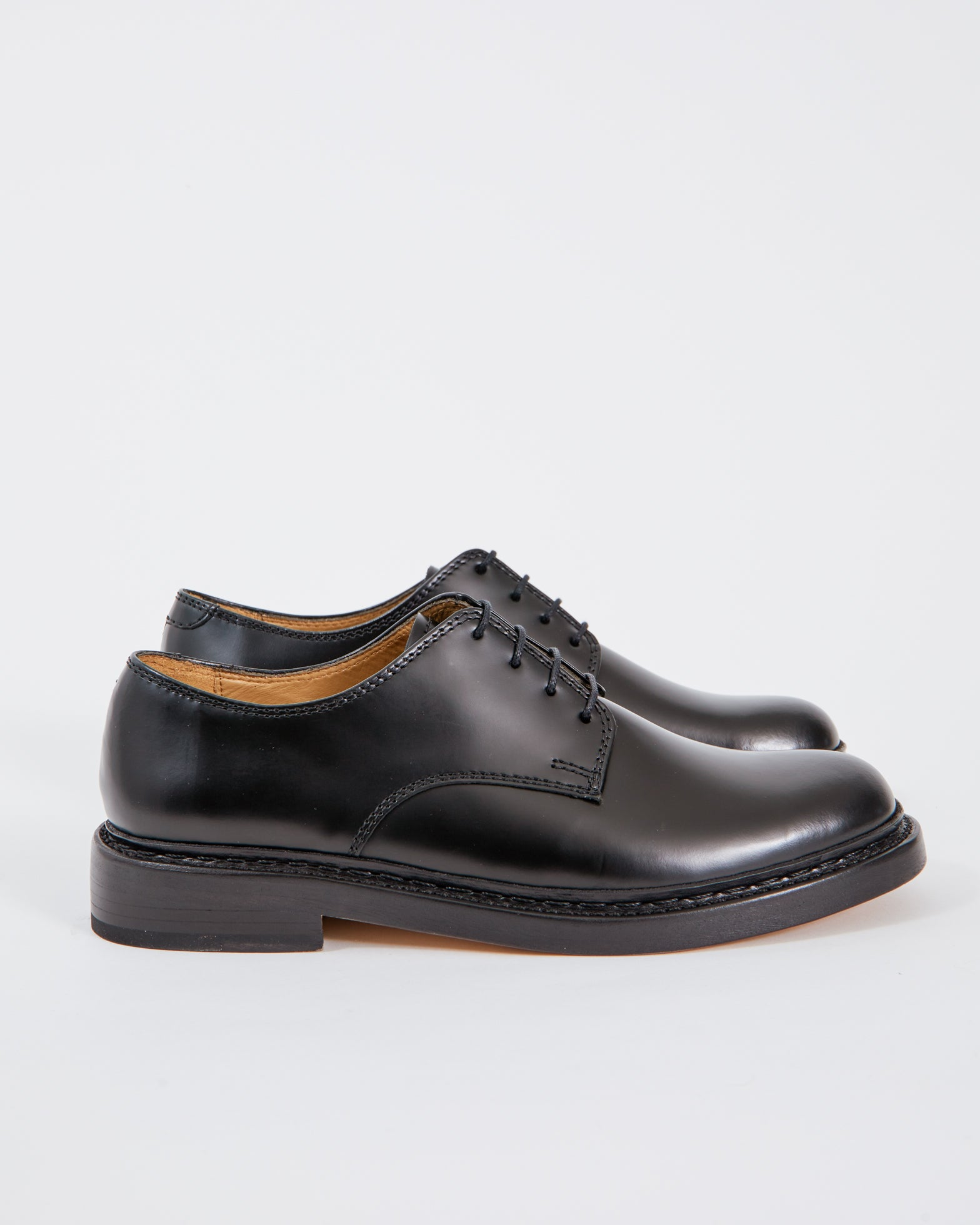 Mohawk General Store | Our Legacy | Uniform Parade Shoe in Black