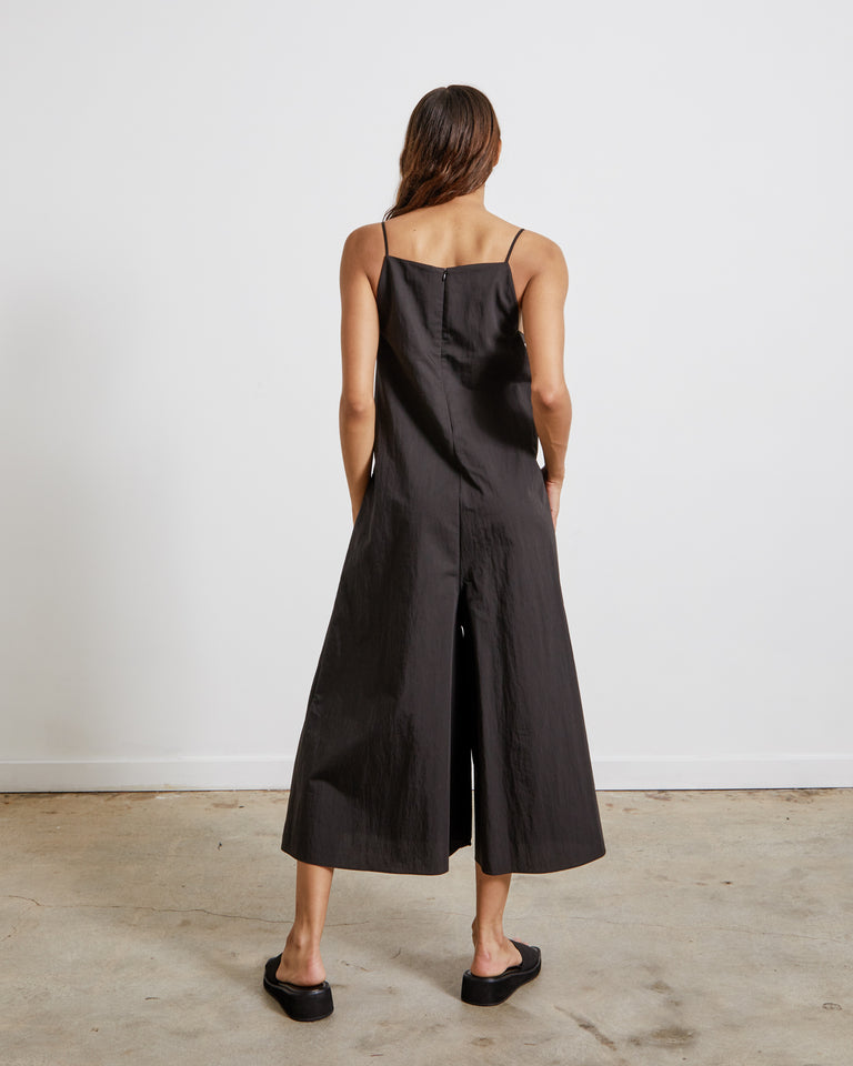 Mono Jumpsuit in Black