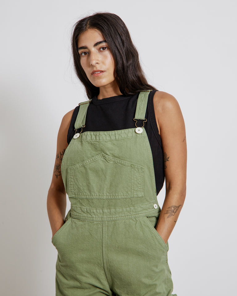 Overalls in Shrub