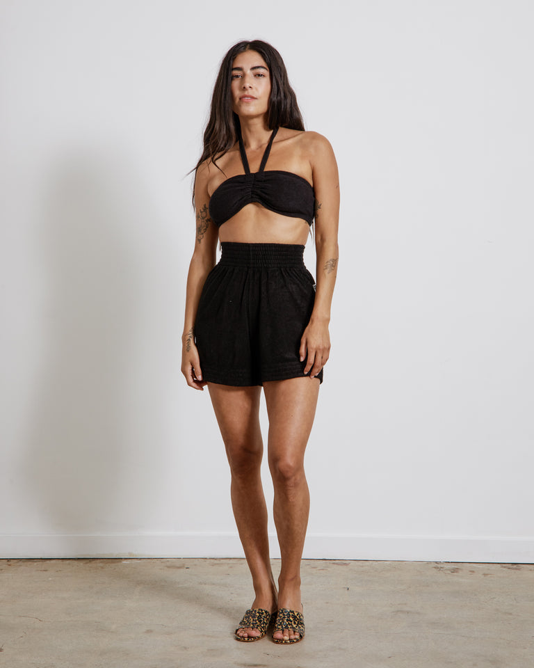 Melia Shorts in Black