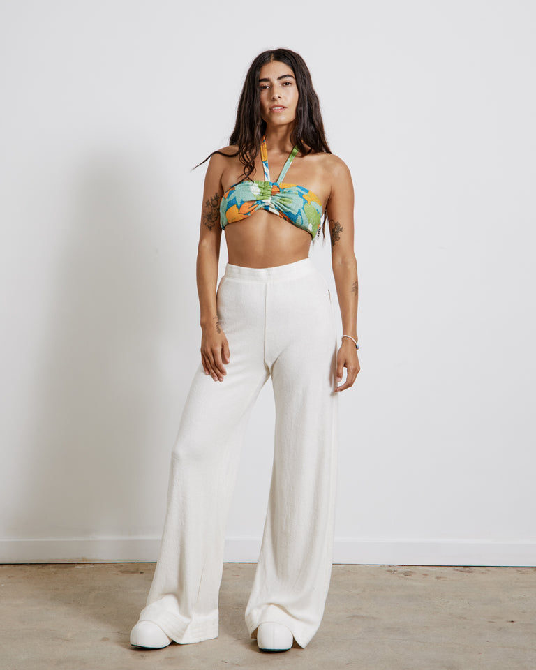 Loa Pant in White
