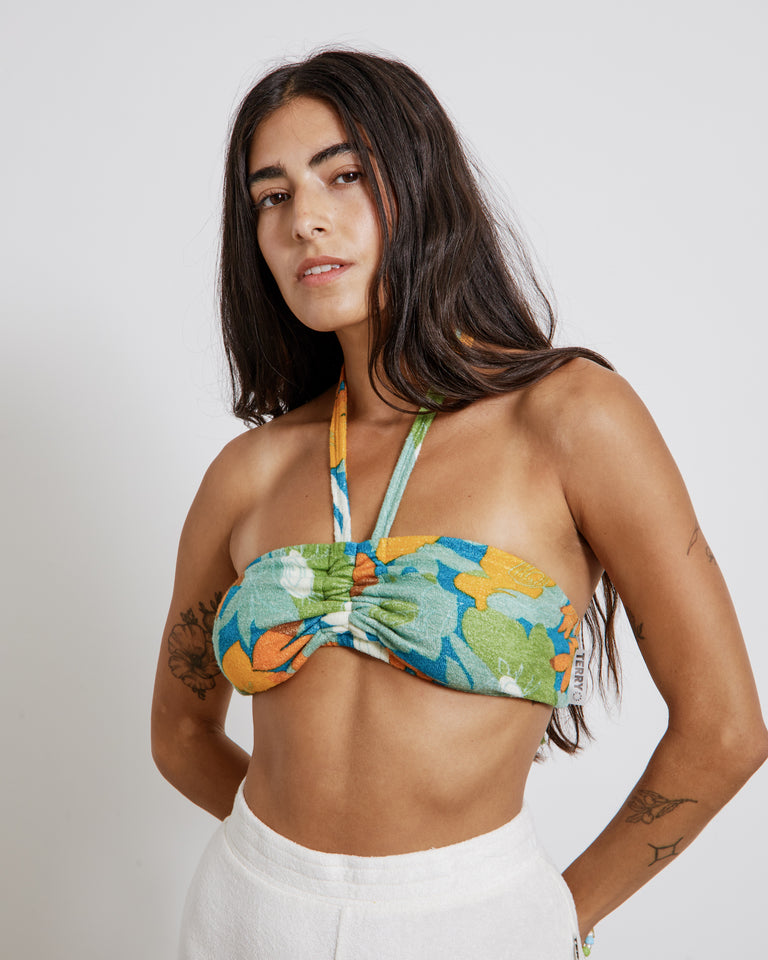 Kane Top in Tiki Flower