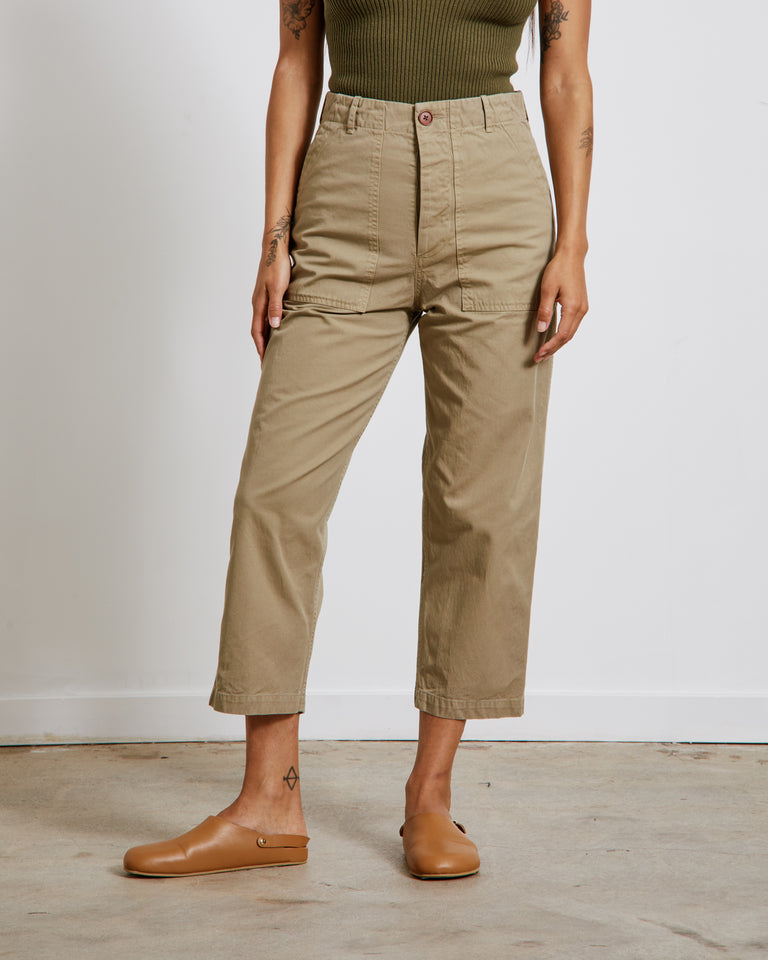 Howell Pant in Khaki