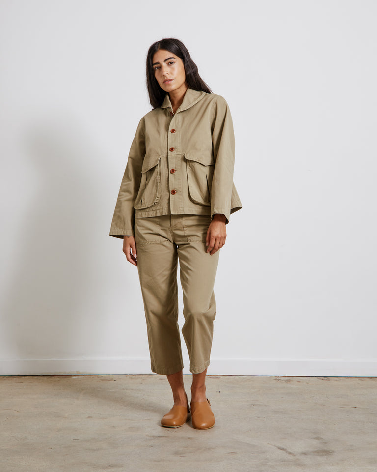 Clyfford Jacket in Khaki