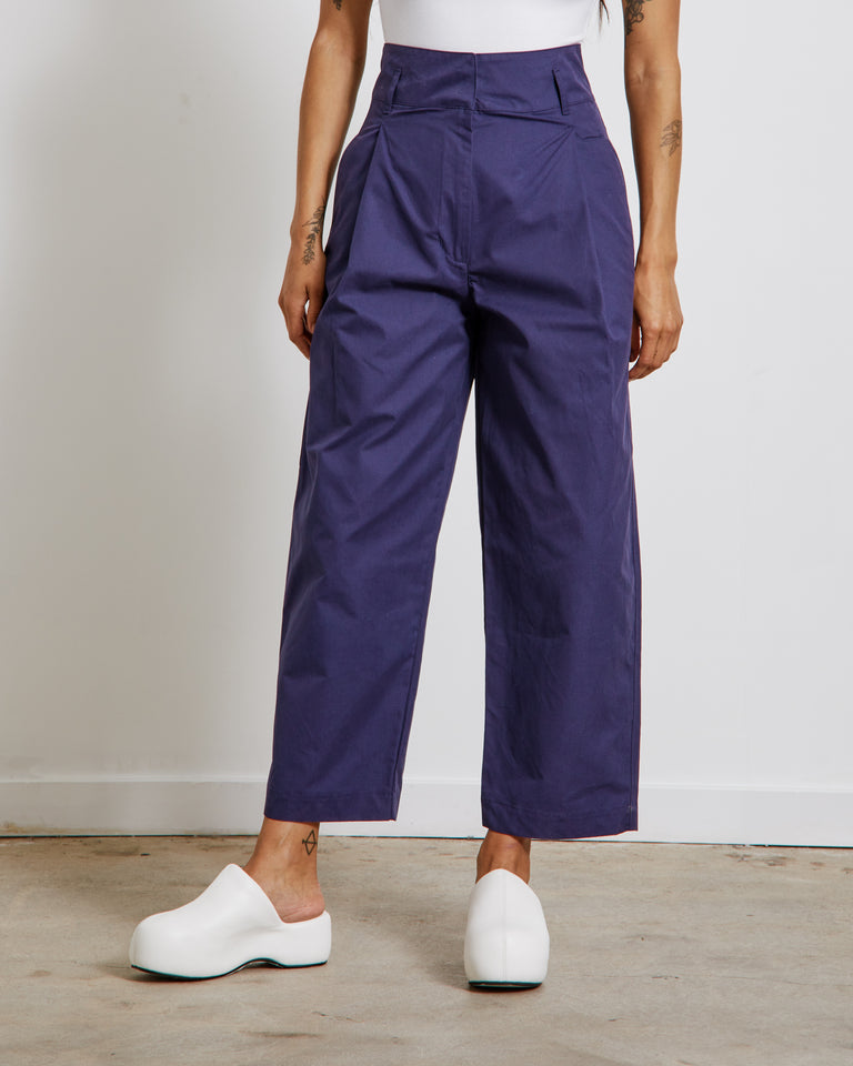 British Work Pant in Tuareg Blue
