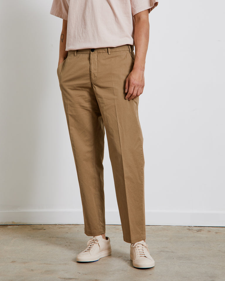 Philip Bis 2121 M.W. Pants in Sand