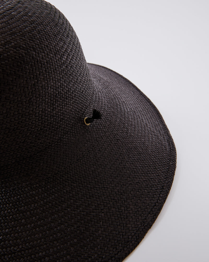 Koh Hat in Black