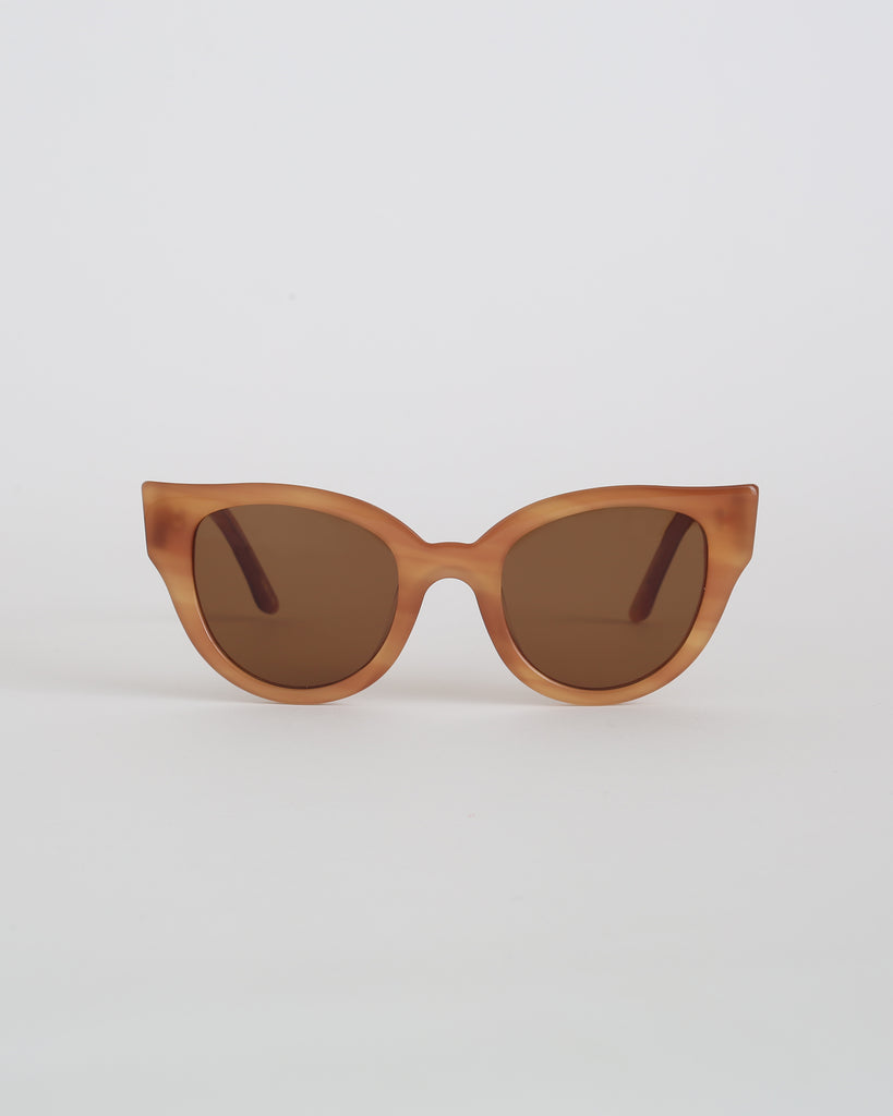 Barton Sunglasses in Cedar