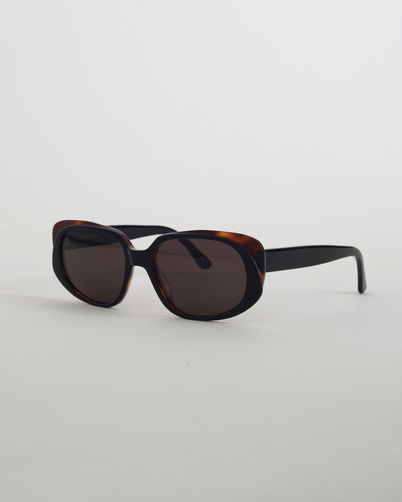 Leia Glasses in Black Tort