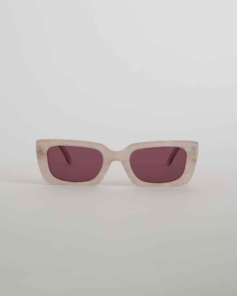 Kenzie Glasses in Opal