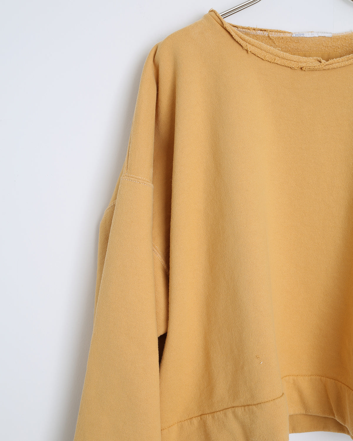 Mingle Sweatshirt in Corn