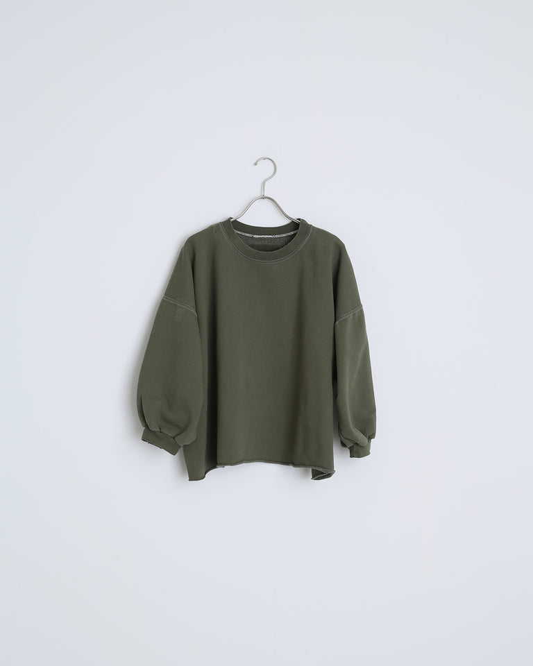 Fond Sweatshirt in Olive