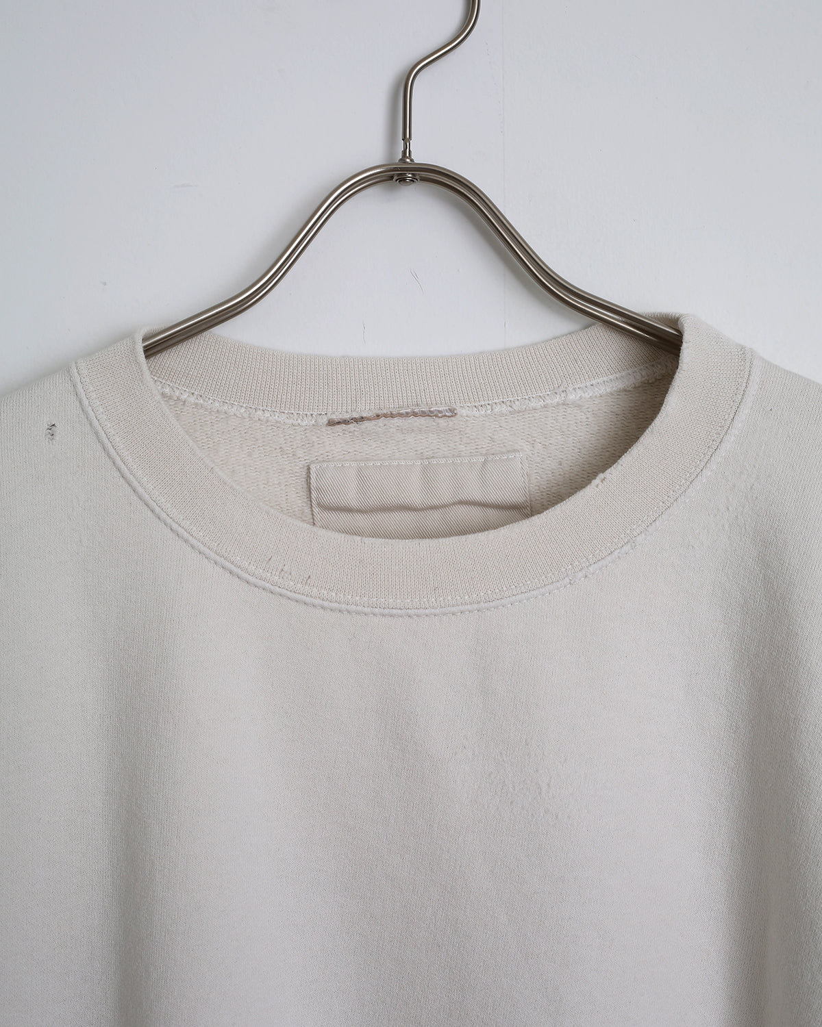 Fond Sweatshirt in Dirty White