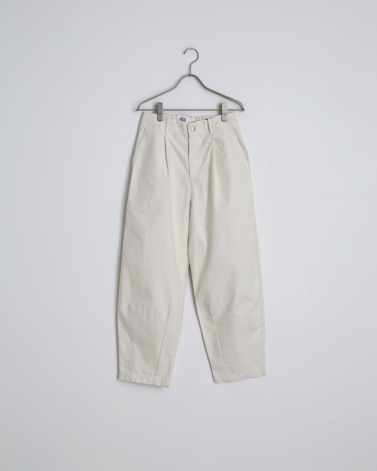 Balloon Twill Pant in Tofu