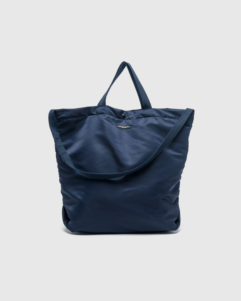 Carry All Tote in Navy by Engineered Garments at Mohawk General Store