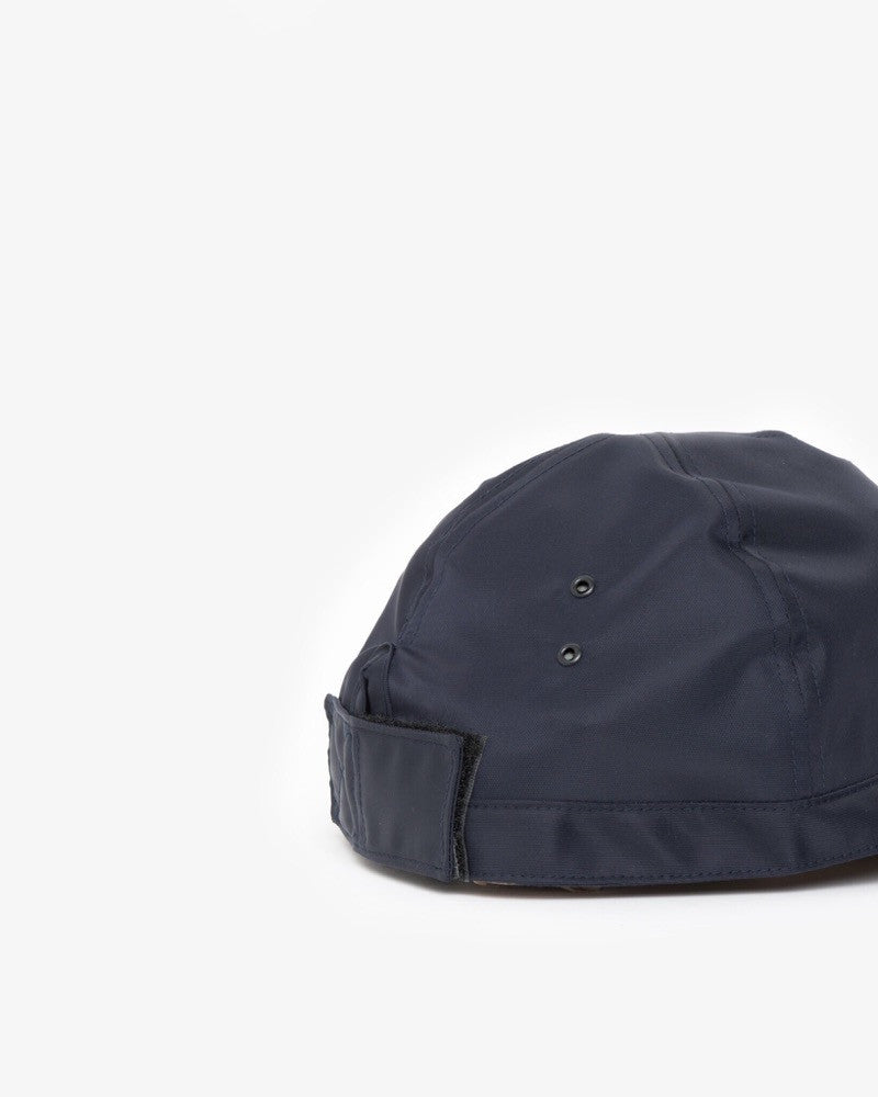 Nylon Scout Cap in Navy by SMOCK Man at Mohawk General Store - 4