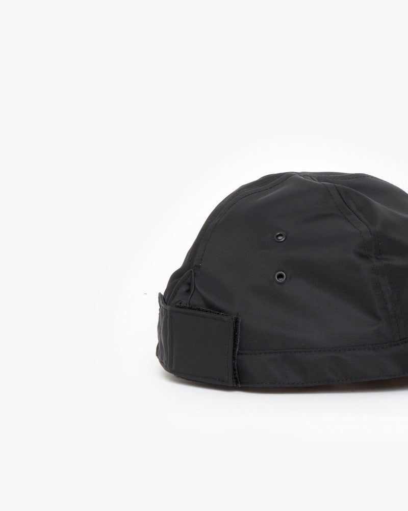 Nylon Scout Cap in Black by SMOCK Man at Mohawk General Store - 4