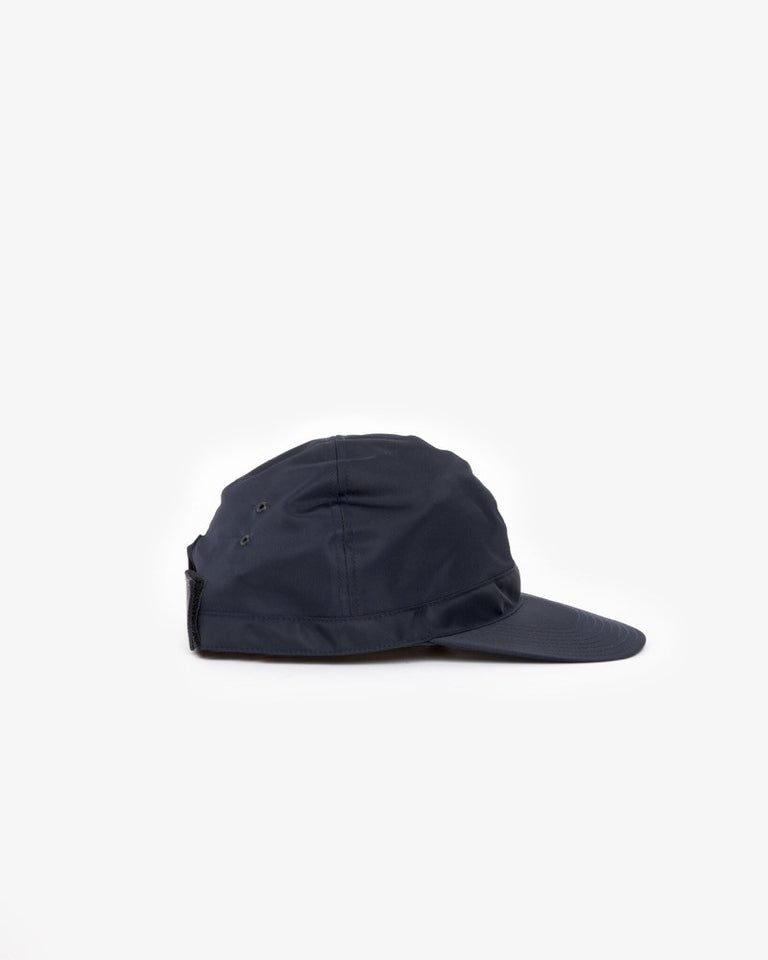 Nylon Scout Cap in Navy
