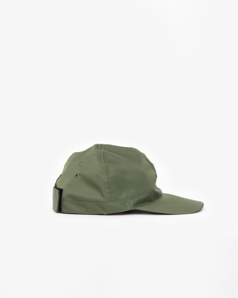 Nylon Scout Cap in Olive by SMOCK Man at Mohawk General Store - 1