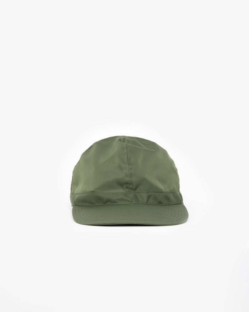 Nylon Scout Cap in Olive by SMOCK Man at Mohawk General Store - 4