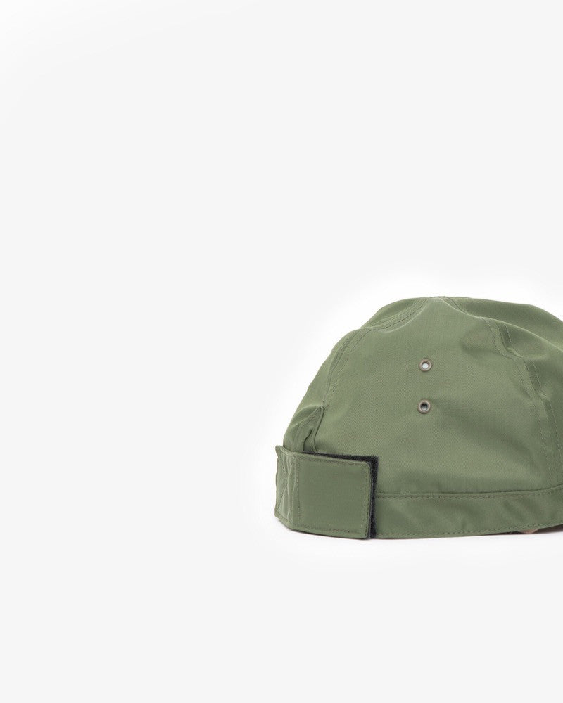 Nylon Scout Cap in Olive by SMOCK Man at Mohawk General Store - 3