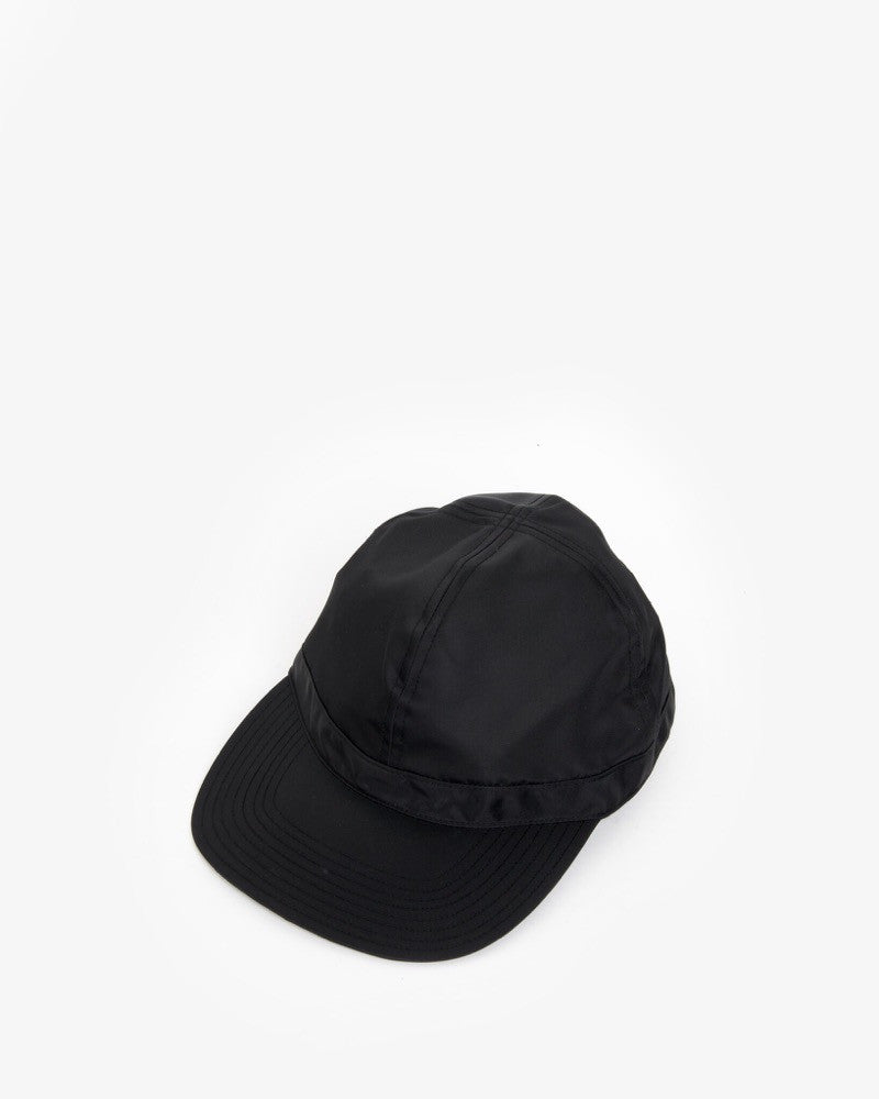 Nylon Scout Cap in Black by SMOCK Man at Mohawk General Store - 3