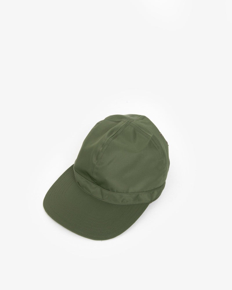 Nylon Scout Cap in Olive by SMOCK Man at Mohawk General Store - 2