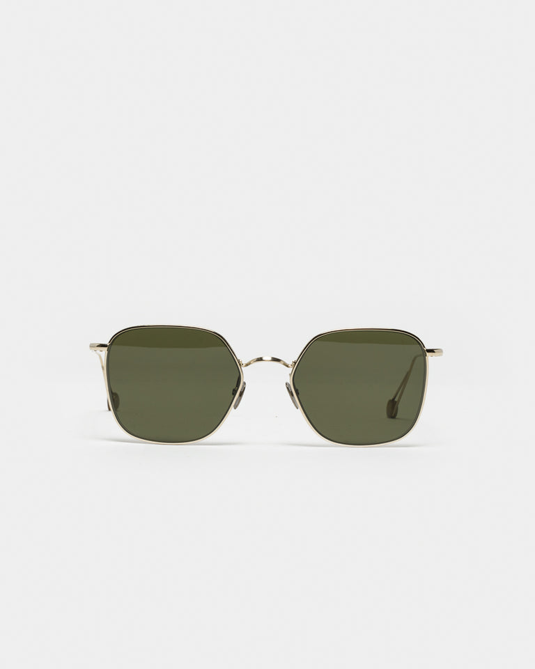 Chapelle Sunglasses in Grey Gold
