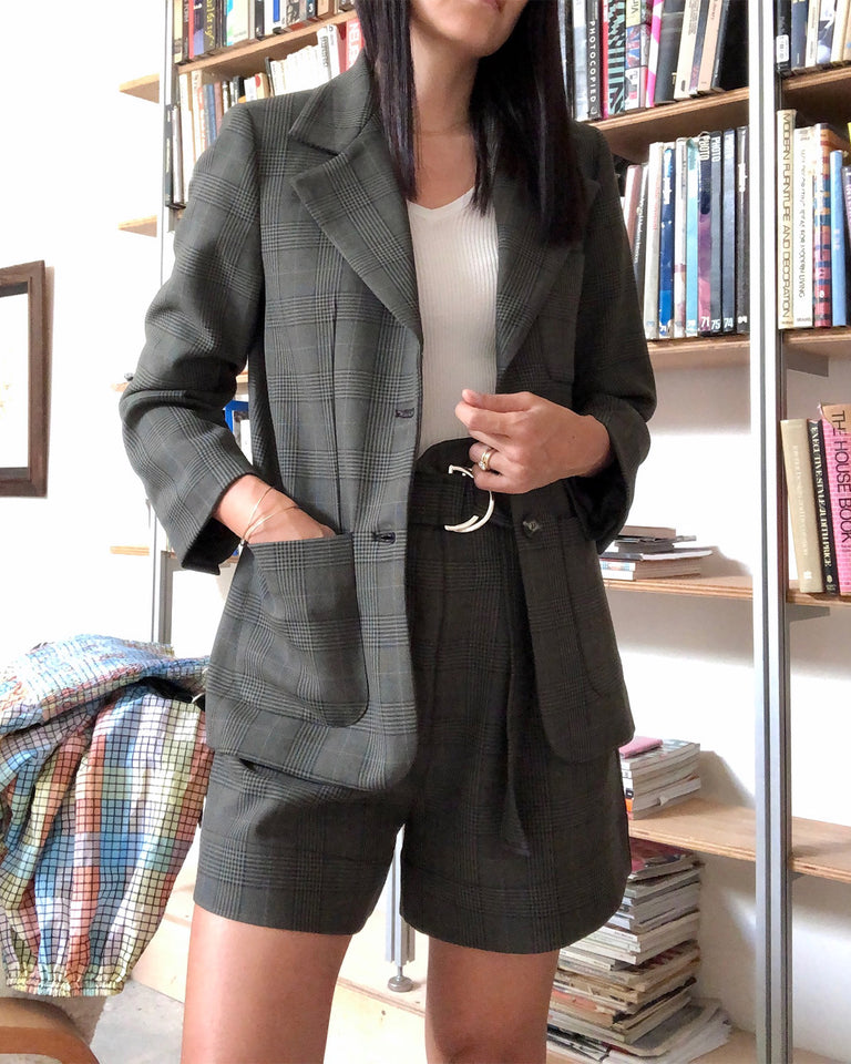 Suiting Jacket in Kalamata