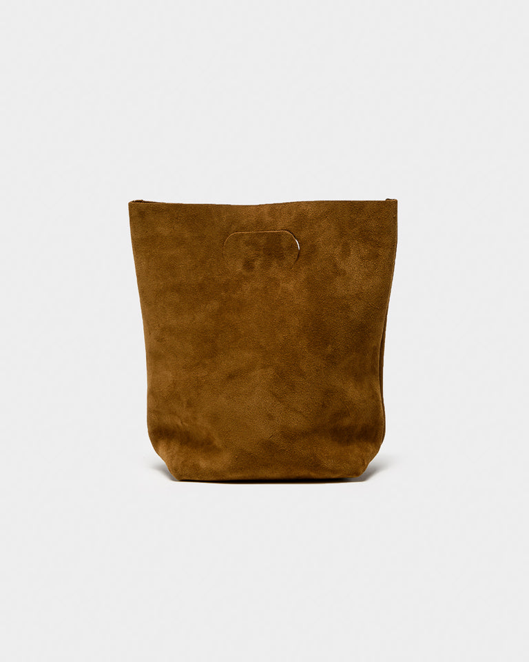 Not Eco Bag in Camel