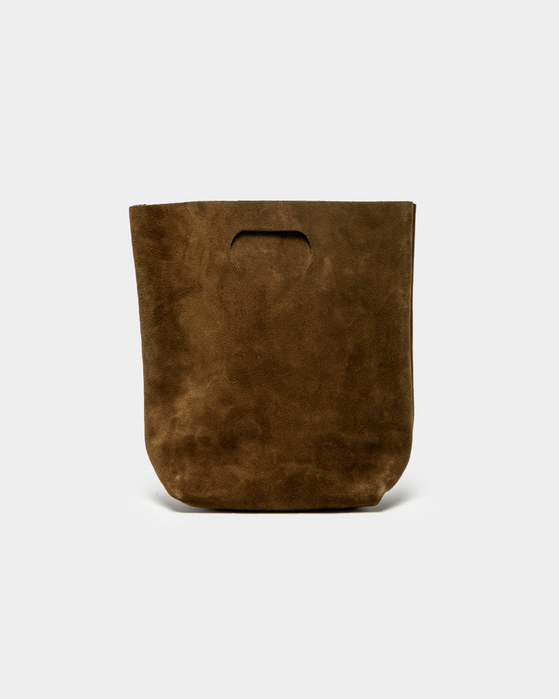 Not Eco Bag Small in Dark Brown
