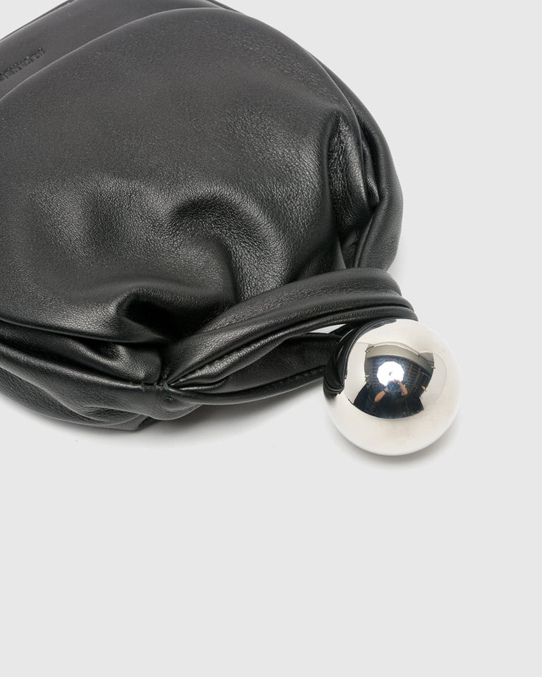 Sphere Pouch in Black