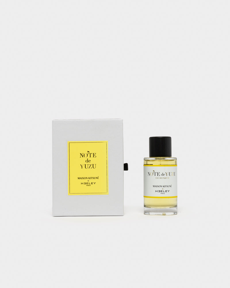 Eau de Parfum 100ml in Note de Yuzu by Heeley at Mohawk General Store