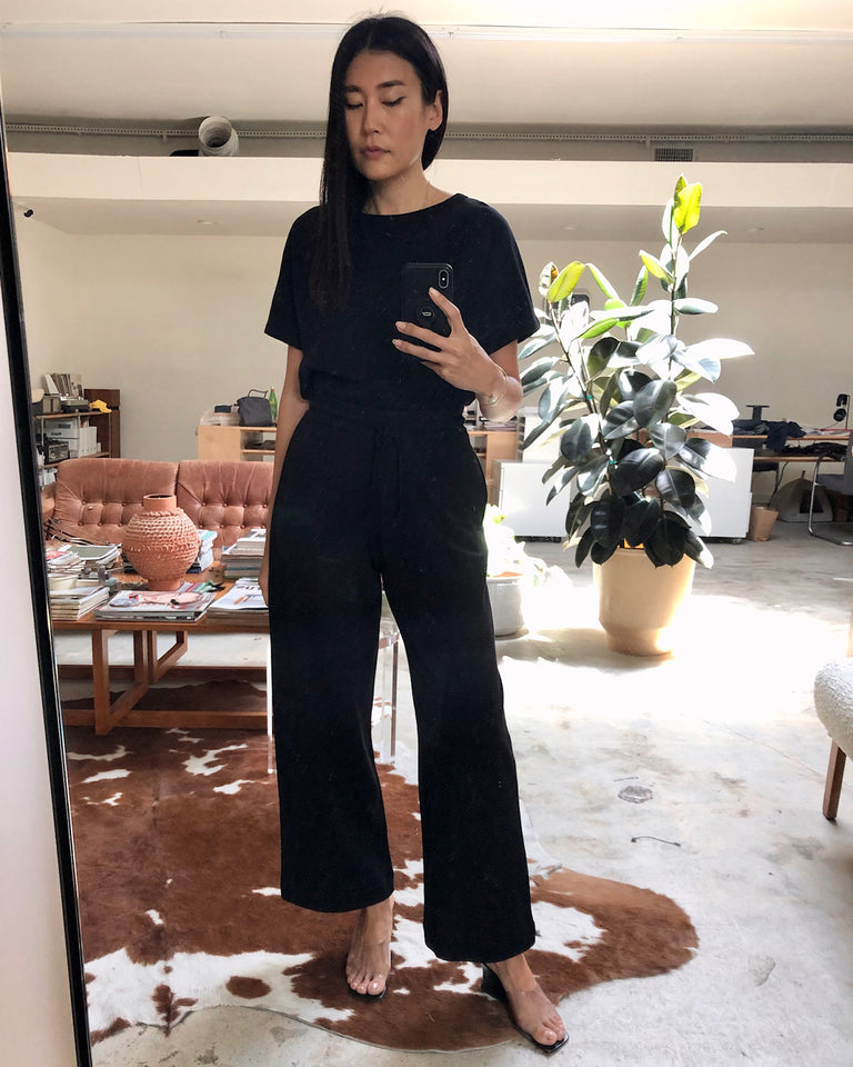 Haviso 9626 Pants in Black