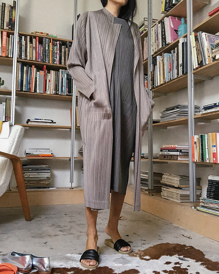 Long Coat in 05 Ash Grey