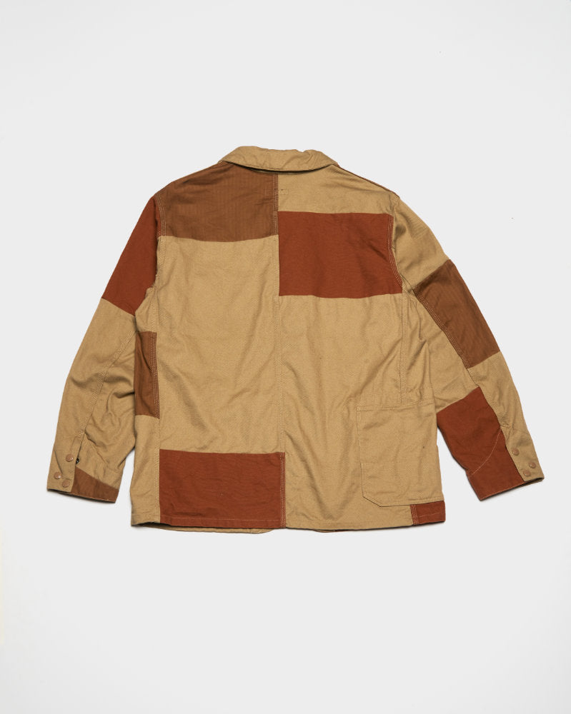 Logger Jacket in Khaki