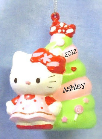 Hello Kitty with Tree